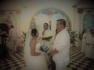 El matrimonio de Deisy y Aníbal 1