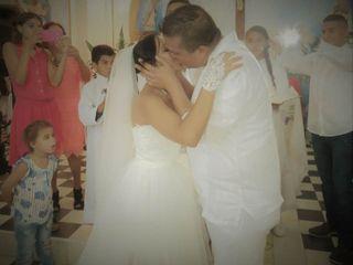 El matrimonio de Deisy y Aníbal 3