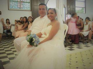 El matrimonio de Deisy y Aníbal