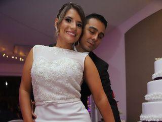 El matrimonio de Johana y Ruben 2