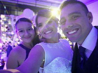 El matrimonio de Johana y Ruben