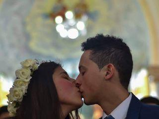 El matrimonio de Alix y Braian 3