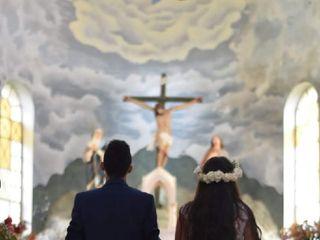 El matrimonio de Alix y Braian 2