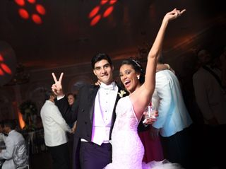 El matrimonio de Erika y Ramon