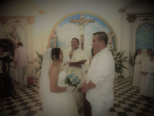 El matrimonio de Aníbal y Deisy en Corozal, Sucre 3
