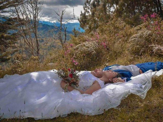 El matrimonio de Alix y Braian
