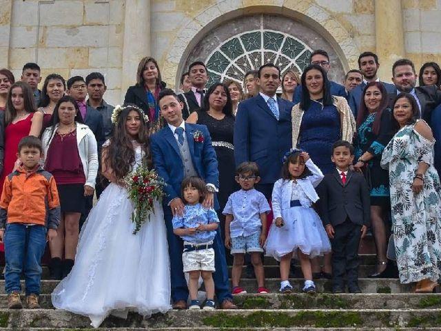 El matrimonio de Braian y Alix en Boyacá, Boyacá 14