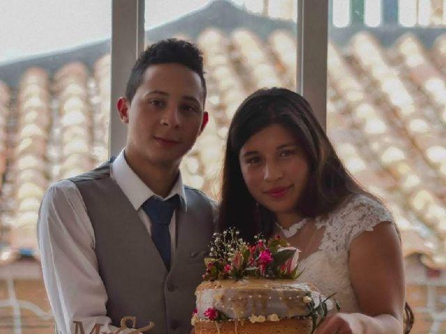 El matrimonio de Braian y Alix en Boyacá, Boyacá 16