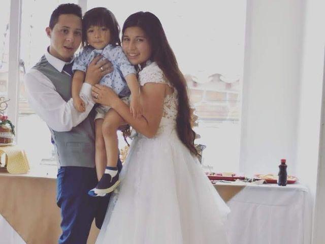 El matrimonio de Braian y Alix en Boyacá, Boyacá 18