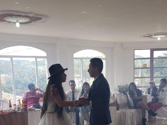 El matrimonio de Braian y Alix en Boyacá, Boyacá 19