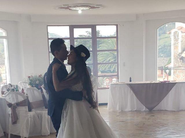 El matrimonio de Braian y Alix en Boyacá, Boyacá 21