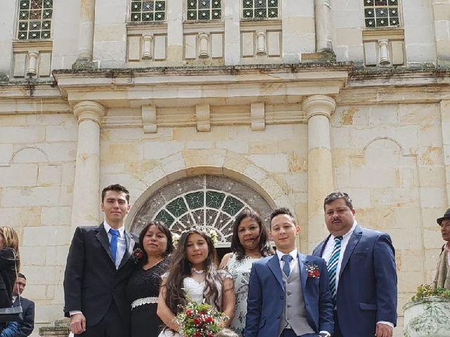 El matrimonio de Braian y Alix en Boyacá, Boyacá 23