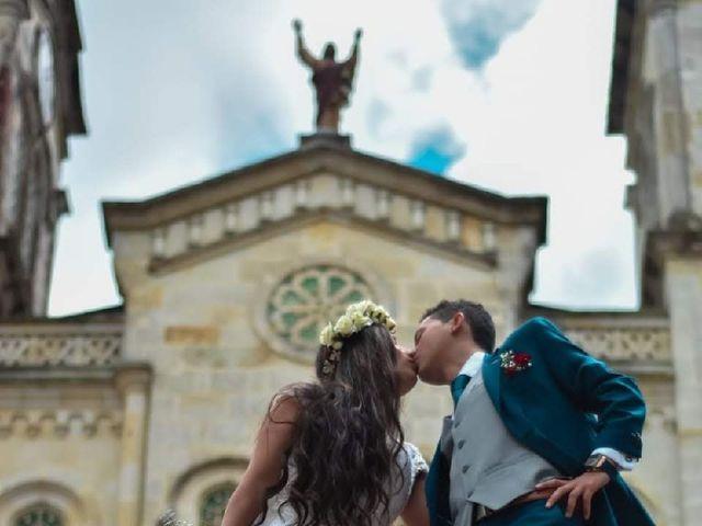 El matrimonio de Braian y Alix en Boyacá, Boyacá 25
