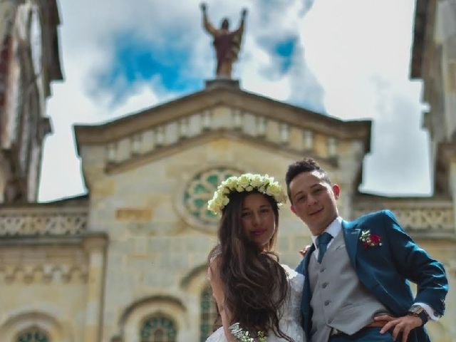 El matrimonio de Braian y Alix en Boyacá, Boyacá 1