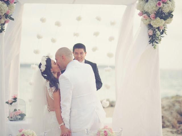 El matrimonio de Raul y Ginna en Cartagena, Bolívar 4