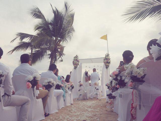 El matrimonio de Raul y Ginna en Cartagena, Bolívar 5