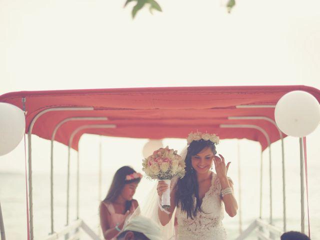 El matrimonio de Raul y Ginna en Cartagena, Bolívar 6