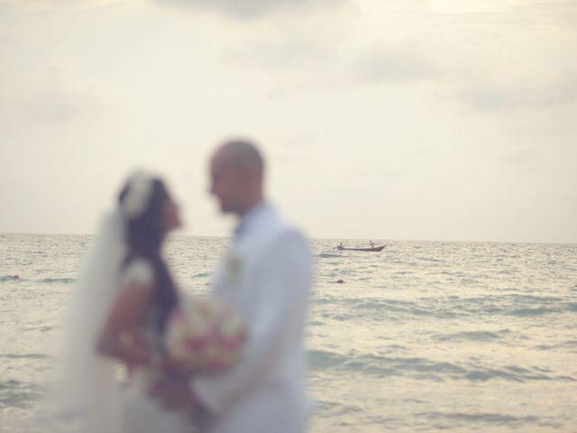 El matrimonio de Raul y Ginna en Cartagena, Bolívar 7