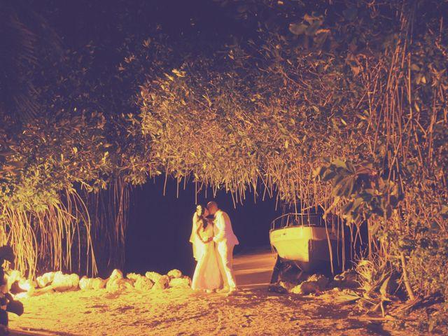 El matrimonio de Raul y Ginna en Cartagena, Bolívar 10