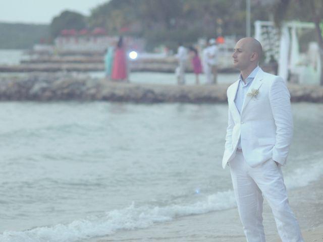 El matrimonio de Raul y Ginna en Cartagena, Bolívar 14