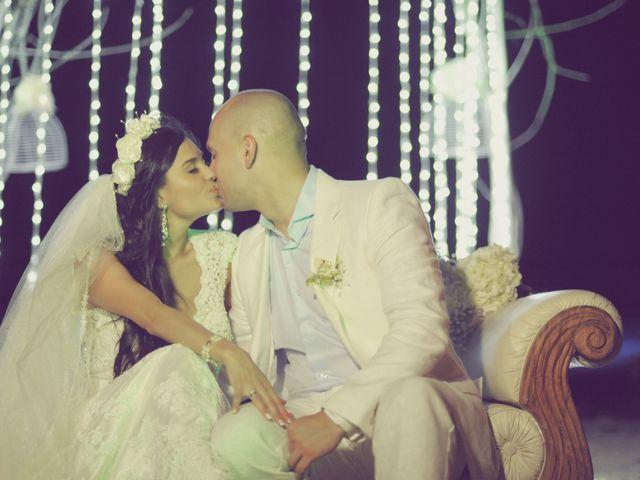 El matrimonio de Raul y Ginna en Cartagena, Bolívar 16