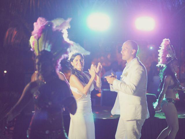 El matrimonio de Raul y Ginna en Cartagena, Bolívar 20