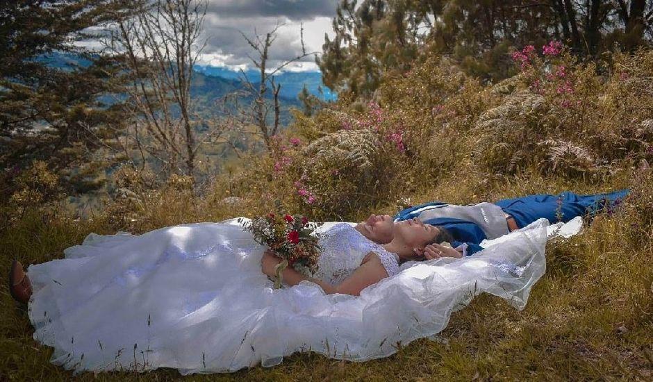 El matrimonio de Braian y Alix en Boyacá, Boyacá