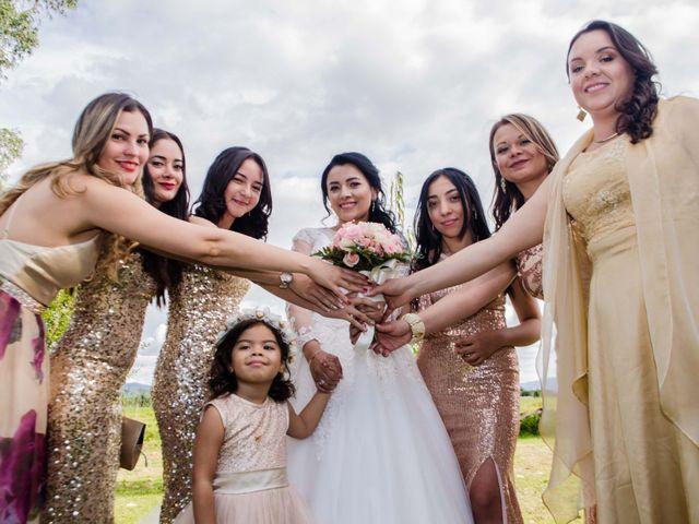 El matrimonio de Paola y Farid en Cota, Cundinamarca 18