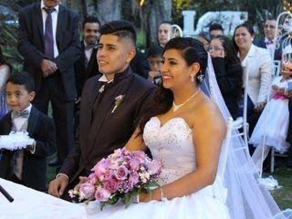 El matrimonio de Jennifer y Crhistian 1