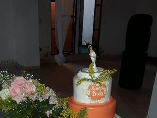 El matrimonio de Yusly  y Sebastián  3