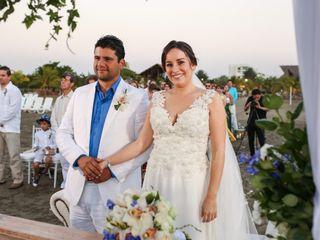 El matrimonio de María Alejandra y Luis Fernando