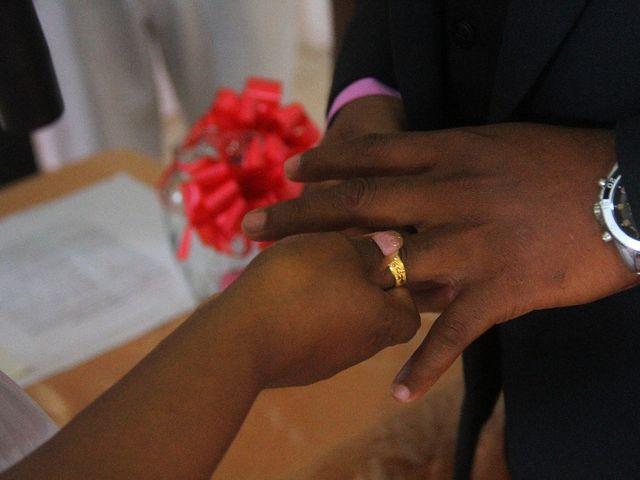 El matrimonio de Sebastián  y Yusly  en Quibdó, Chocó 1