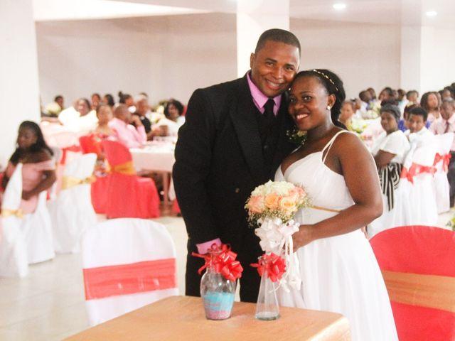 El matrimonio de Yusly  y Sebastián