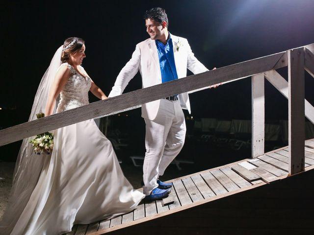 El matrimonio de Luis Fernando y María Alejandra en Cartagena, Bolívar 1