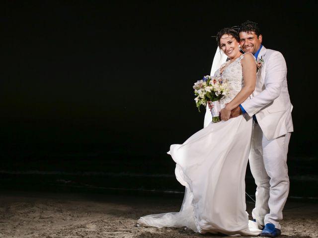 El matrimonio de Luis Fernando y María Alejandra en Cartagena, Bolívar 3