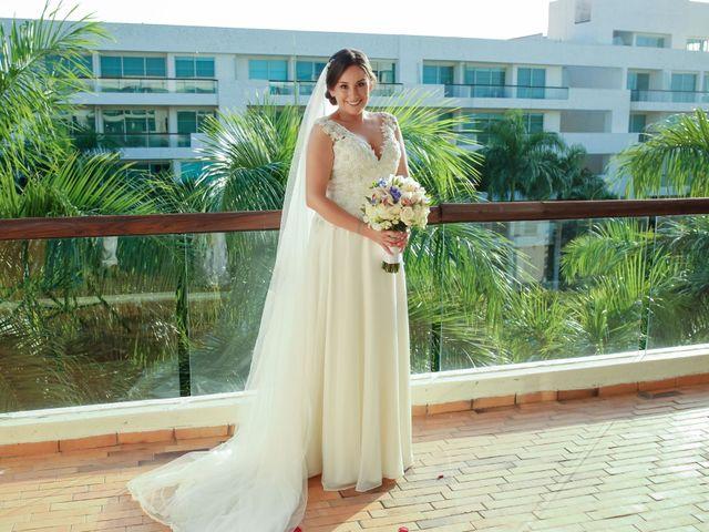 El matrimonio de Luis Fernando y María Alejandra en Cartagena, Bolívar 7