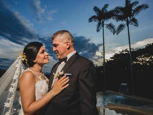 El matrimonio de Lina y Juan
