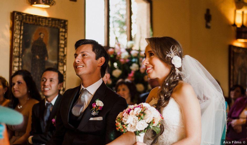 El matrimonio de Jonathan y Andrea en Bogotá, Bogotá DC