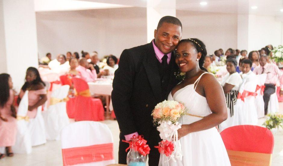 El matrimonio de Sebastián  y Yusly  en Quibdó, Chocó