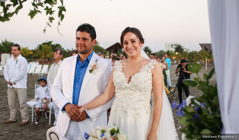 El matrimonio de Luis Fernando y María Alejandra en Cartagena, Bolívar