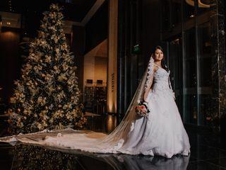 El matrimonio de Igor y Andrea 1