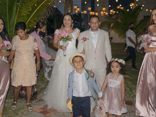 El matrimonio de Liseth y Guillermo 3