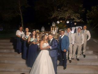 El matrimonio de Lizeth y Jonathan 2