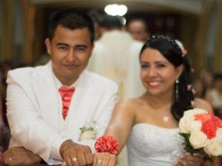 El matrimonio de Caro y Freddy 3