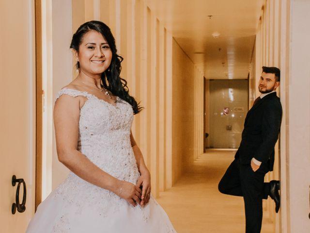 El matrimonio de Igor y Andrea
