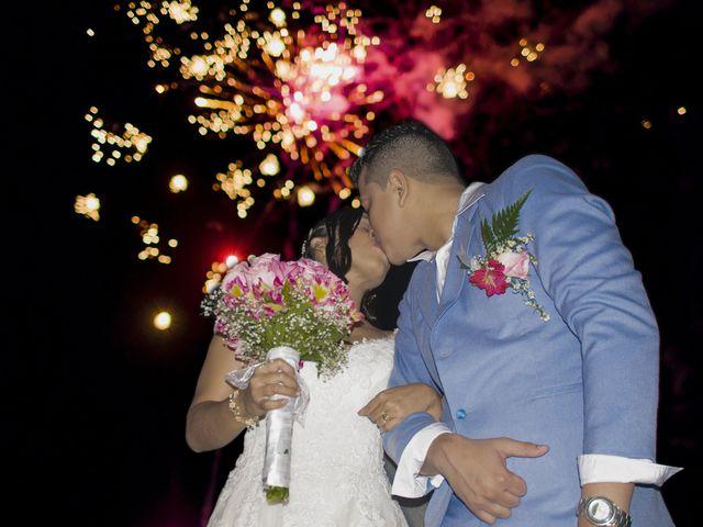 El matrimonio de Liseth y Guillermo