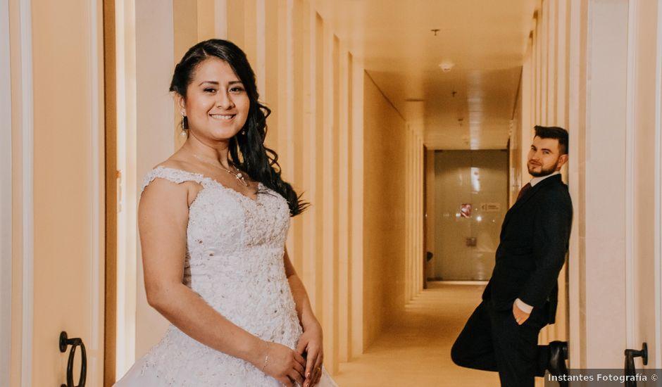 El matrimonio de Andrea y Igor en Bogotá, Bogotá DC