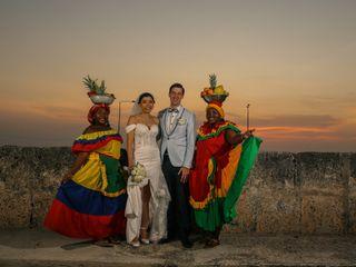 El matrimonio de Blanca y Jam 1