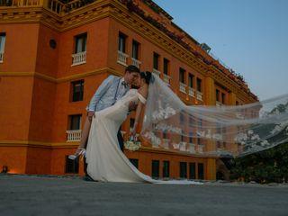 El matrimonio de Blanca y Jam 3