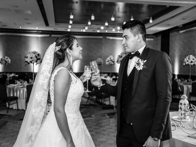 El matrimonio de Juliana y Jairo